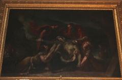 Église Saint-Denis-du-Saint-Sacrement - Español: París, Saint Denis du Saint-Sacrement. Interior. Piedad, E. Delacroix.