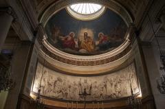 Église Saint-Denis-du-Saint-Sacrement - Español: París, iglesia de Saint Denis du Saint Sacrement. Ábside.