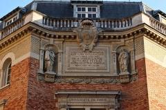 Institut océanographique -  Institut océanographique, Paris, France.