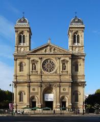 Église Saint-François-Xavier - English: Saint-François Xavier des Missions étrangères, Paris