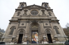 Église Saint-François-Xavier -  Saint-François Xavier des Missions étrangères (St Francis Xavier of the Foreign Missions) is a church and parish in the 7th arrondissement of Paris dedicated to Francis Xavier. It gives its name to the nearby Metro station Saint-François-Xavier