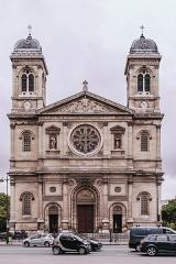 Église Saint-François-Xavier -  Église Saint-François-Xavier, Paris.