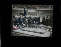Cimetière de Picpus et ancien couvent des chanoinesses de Picpus -  From the Henry Clay Cochrane Collection (COLL/1) at the Marine Corps Archives and Special Collections  OFFICIAL USMC PHOTOGRAPH