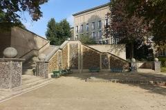 Square René Le Gall -  Square René-Le Gall @ Paris