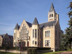 Cité Internationale Universitaire de Paris : Fondation Deutsch de la Meurthe -  Cité Universitaire