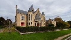 Cité Internationale Universitaire de Paris : Fondation Deutsch de la Meurthe -  Cité Universitaire de Paris