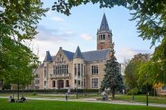 Cité Internationale Universitaire de Paris : Fondation Deutsch de la Meurthe -  Fondation Deutsch de la Meurthe, Cité Internationale Universitaire de Paris.