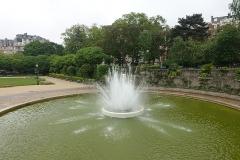 Square Saint-Lambert -  Fountain @ Square Saint-Lambert @ Paris