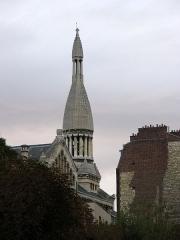 Église Notre-Dame-d'Auteuil -  Paris 10/2008