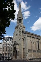 Église Notre-Dame-d'Auteuil - Deutsch: Katholische Pfarrkirche Notre-Dame-d'Auteuil im 16. Arrondissement von Paris