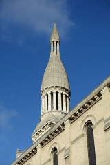 Église Notre-Dame-d'Auteuil -  Tower @ Notre Dame d'Auteuil @ Paris