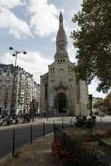 Église Notre-Dame-d'Auteuil -  Église Notre Dame d'Auteuil Paris