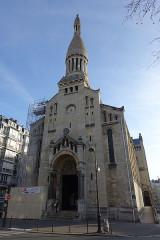 Église Notre-Dame-d'Auteuil -  Paris