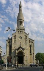 Église Notre-Dame-d'Auteuil -  Eglise d'Auteuil