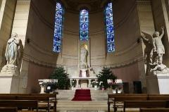 Église Notre-Dame-d'Auteuil - Choeur, église Notre-Dame-d'Auteuil (Paris, 16e).
