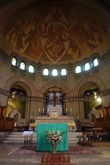 Eglise Saint-Michel dite des Batignolles -  Église Saint-Michel des Batignolles @ Paris   Église Saint-Michel des Batignolles, 3 Place Saint-Jean, 75017 Paris, France.
