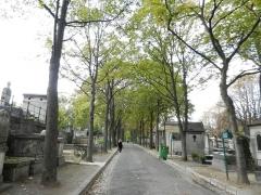 Cimetière Montmartre -  Cimetière de Montmartre