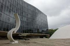 Immeuble abritant le siège du Parti Communiste Français -  Headquarters @ French Communist Party @ Paris