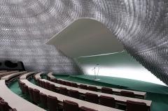 Immeuble abritant le siège du Parti Communiste Français -  In the Dome @ Headquarters @ French Communist Party @ Paris