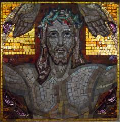 Eglise Saint-Jean-Bosco - Français:   Christ