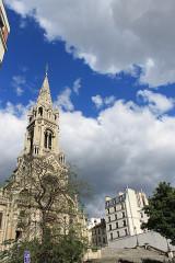 Église Notre-Dame-de-la-Croix -  Paris