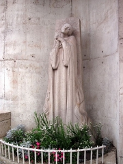 Eglise Sainte-Jeanne-d'Arc - Русский:   Жанна д\'Арк. Место сожжения в Руане
