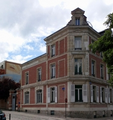 Maison Jules Verne - Français:   Maison de Jules Verne 2