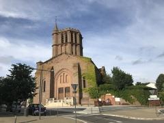 Eglise Saint-Sauveur - Français:   eglise saint-sauveur de Castelsarrasin