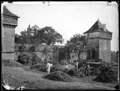 Château de Cornusson -