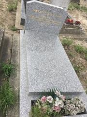 Cimetière musulman - Français:   Tombe de Akbar agha Sheykhulislamov au Cimetière musulman de Bobigny, en mars 2017. Il était ministre de l\'Agriculture et du Travail de l\'Azerbaïdjan entre le 28 mai et le 17 juin 1918, et membre de la délégation qui représentait son pays lors de la conférence de paix de Versailles en 1919.