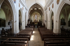 Eglise Saint-Pierre-ès-Liens de Riceys-Bas - Intérieur de l'église Saint-Pierre-ès-Liens de Ricey-Bas, commune des Riceys (10).