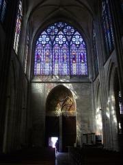 Eglise Saint-Urbain - Basilique Saint-Urbain de Troyes (Aube, France)