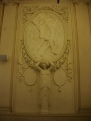 Hôtel de ville - Hôtel de ville de Reims (Marne, France), salle des cérémonies