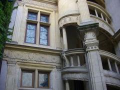 Maison natale de Jean-Baptiste de la Salle - Français:   Hôtel Jean-Baptiste de La Salle à Reims (Marne, France)