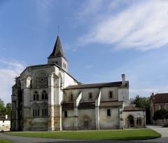 Eglise Saint-Amand - Français:   Église Saint-Amand de Saint-Amand-sur-Fion (51).