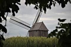 Moulin de Valmy - Français:   Moulin de Valmy