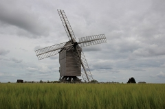 Moulin de Valmy - Français:   Le moulin de Valmy