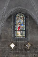 Eglise - English: Notre-Dame-de-l'Assomption church in Bourbonne-les-Bains, France.