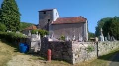 Eglise de Gonaincourt - Français:   église Saint-Martin de fr:Gonaincourt, Haute Marne, France.