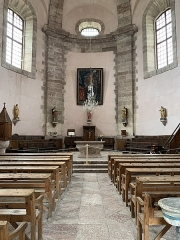 Eglise inachevée comprise dans l'ensemble architectural de la place-forte - French Wikimedian, software engineer, science writer, sportswriter, correspondent and radio personality