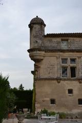 Manoir Renaissance dit Mas de la Brune - Français:   Mas de la Brune (Classé)