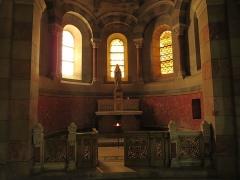 Cathédrale Sainte-Marie-Majeure, dite Nouvelle Major - Deutsch: Marseille, Cathédrale de la Major de Marseille, Kranzkapelle
