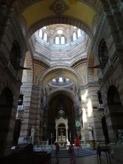 Cathédrale Sainte-Marie-Majeure, dite Nouvelle Major - Cathédrale Sainte-Marie-Majeure (Classé)