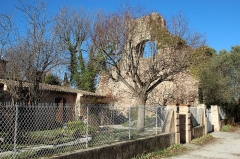 Aqueduc antique (restes de l') - Français:   Aqueduc de Mons à Fréjus en France.