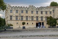 Ancien petit séminaire, dit Petit Palais ou Palais Jules II, actuellement Musée du Petit Palais - Deutsch: Der Petit Palais in Avignon