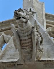 Eglise paroissiale Notre-Dame-des-Anges - English:   L\'Isle-sur-la-Sorgue. Eglise Notre-Dame-de-Anges