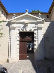 Hôtel de ville, ancien hôtel de Brancas-Cheilus -  Pernes les Fontaines, Vaucluse, France