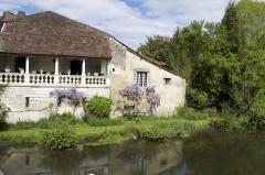 Maison voisine du pont -  Brantôme