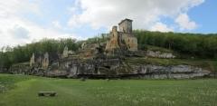 Château de Commarque - Français:   Château de Commarque, Dordogne