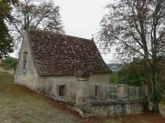 Château de Monsec - Français:   Le chenil du château de Monsec, Mouzens, Dordogne, France.